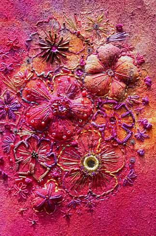 Stef Francis Creative Kit - Floral Fantasia