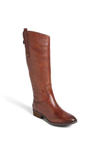 Sam Edelman 'Penny' Boot. These are so comfy and the leather is really soft. ... Also come in black.