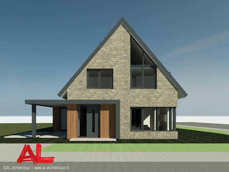 25 beste idee n over baksteen ontwerp op pinterest baksteen patronen veranda vloeren en - Eigentijds huis grijs ...