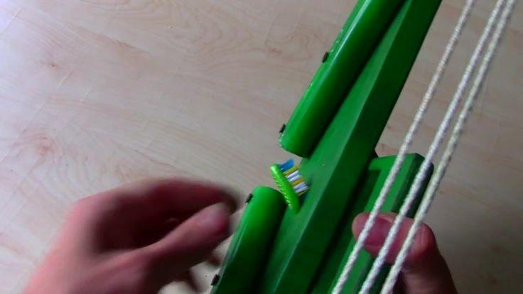 Делаем блочный лук из ПВХ трубы