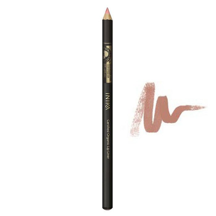 Inika Certified Organic Lip Liner Pencil - Nude Delight