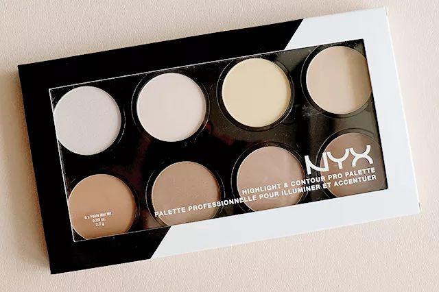 NYX Countour & Highlight Palette Pro