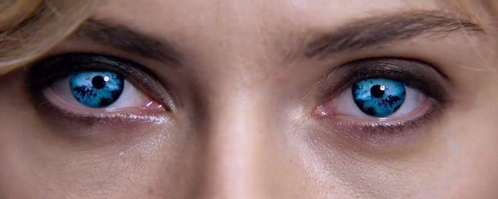 lucy trailer film encounters scarlett's eyes blue like the sea