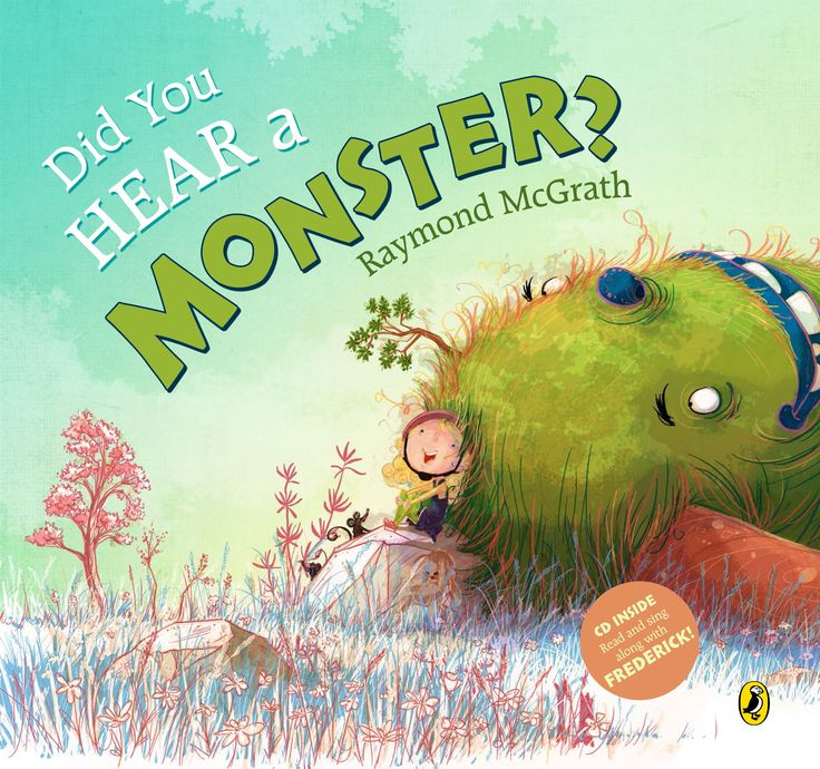 Did you hear a monster? By New Zealander Raymond McGrath