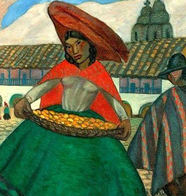 PINTORES Y PINTURAS - JUAN CARLOS BOVERI: JULIA CODESIDO