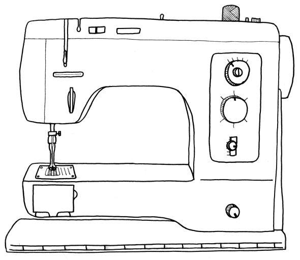 Vamos começar do básico: conhecendo a máquina de costura,   A máquina de costura doméstica padrão (mecânica, sem visor eletrônico) tem mai...