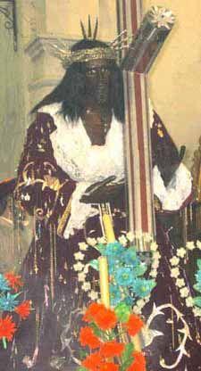 The Black Christ of Portobelo   Rasta Livewire