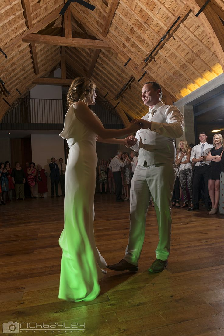 First dance at The Rippon Hall