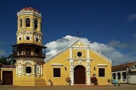 La Casa Amarilla, Mompos