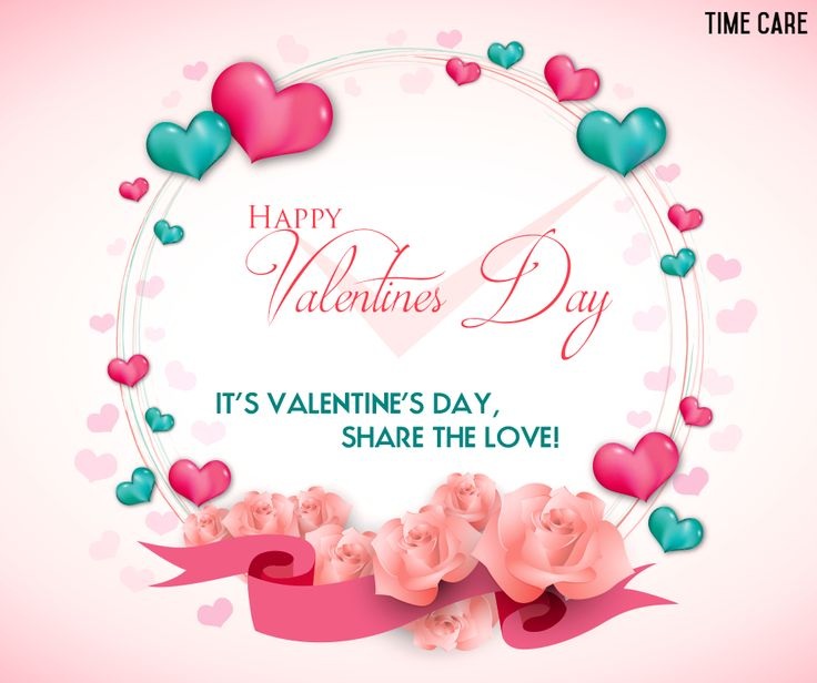 """""""This Valentines gift your loved ones the most precious gift, YOUR TIME""""  #HappyValentinesDay from Time Care !"""