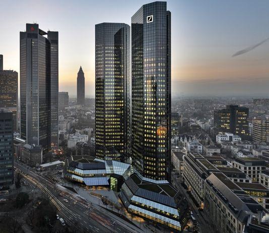 Zmiana strategii w Deutsche Bank