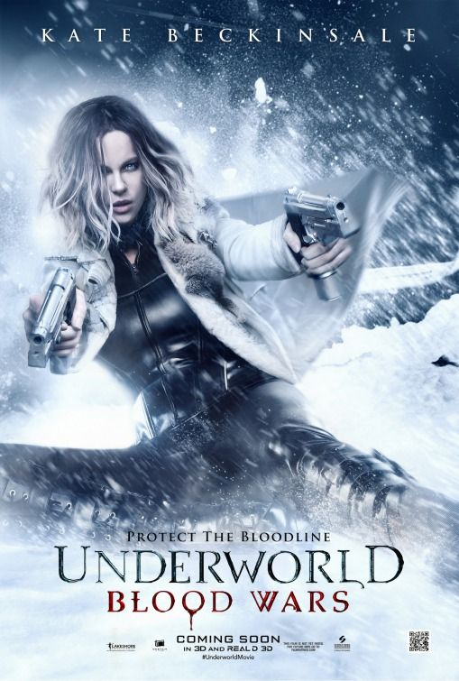 Underworld: Blood Wars Movie Poster (#7 of 7) - IMP Awards