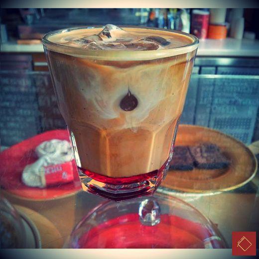 iced caffe