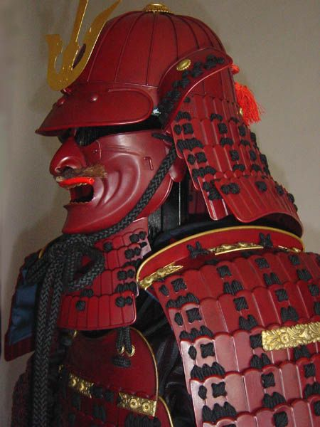 Samurai's armor 鎧兜