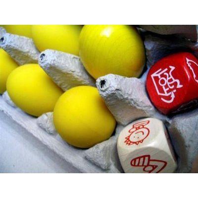 Giochi sul nostro tavolo: [nonsolopiccoli] La Danza delle Uova