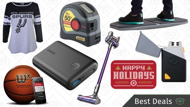 Sunday's most readily useful Deals: 10per cent off Target present Cards, Dyson V6, Activewear, and More