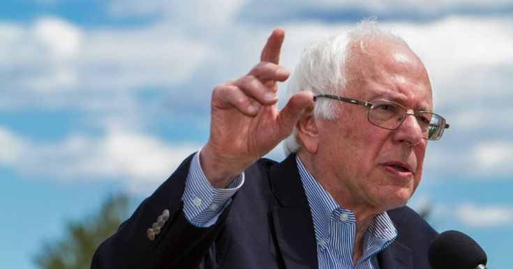Bernie Sanders: 'Climate Change Is the Greatest Threat Facing the Planet'
