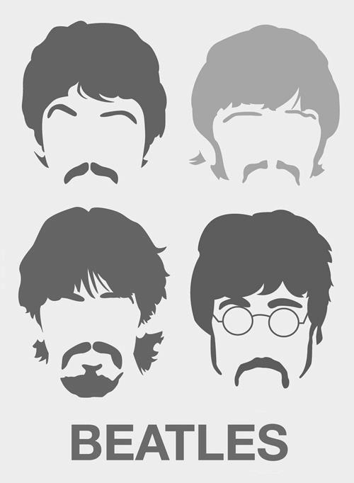 The Beatles | #illustration