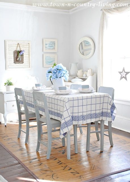 White Country Living Room Decorating Ideas: 1000+ Images About Country Blue On Pinterest