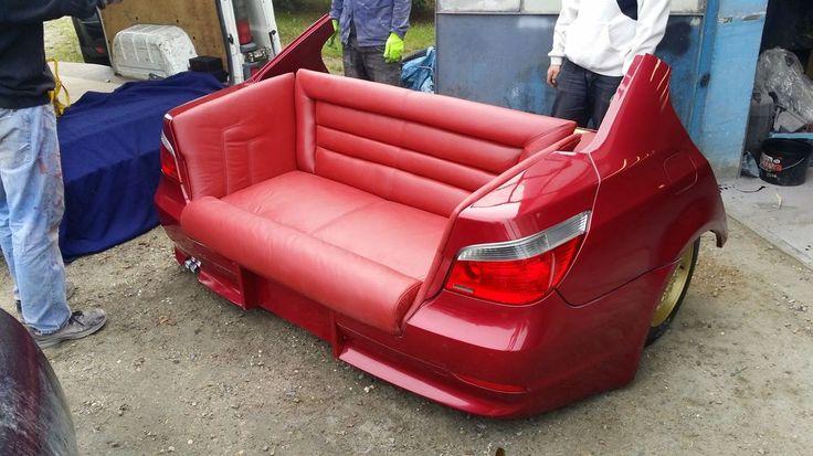 Sofa BMW 5 s60