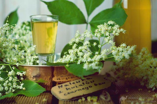Cztery Fajery Blog Kulinarny Proste Przepisy Dla Kazdego Nalewka Z Kwiatow Czarnego Bzu Z Ananasem Irish Cream Alcohol Herbs