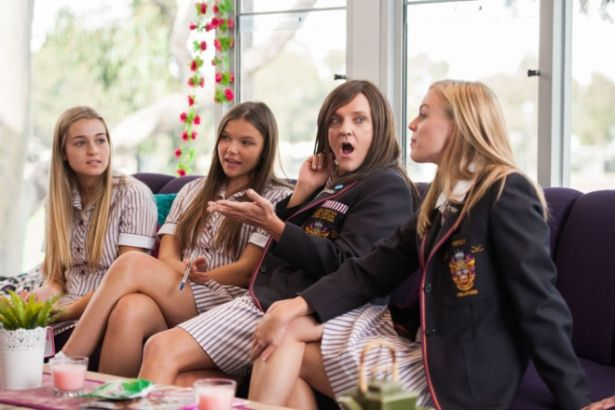One of our beloved characters Ja'mie King shares her wisdom: college edition!