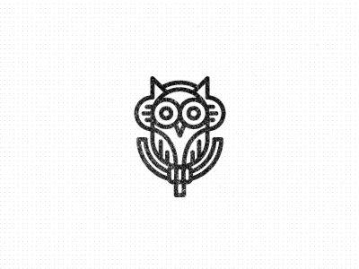 owl, logo