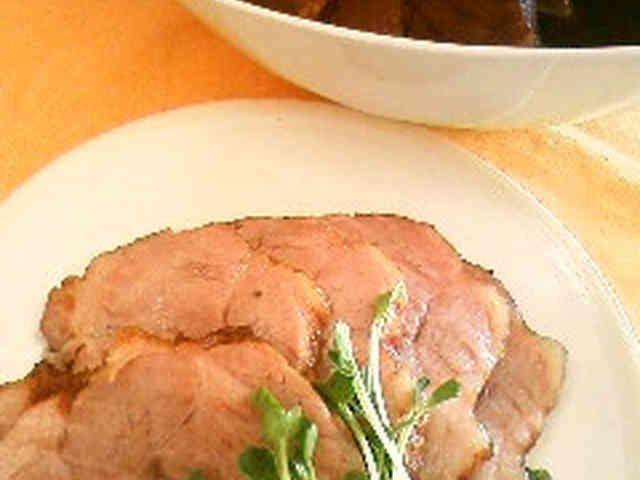 ~失敗なし♪簡単♪豚肉の紅茶煮~の画像