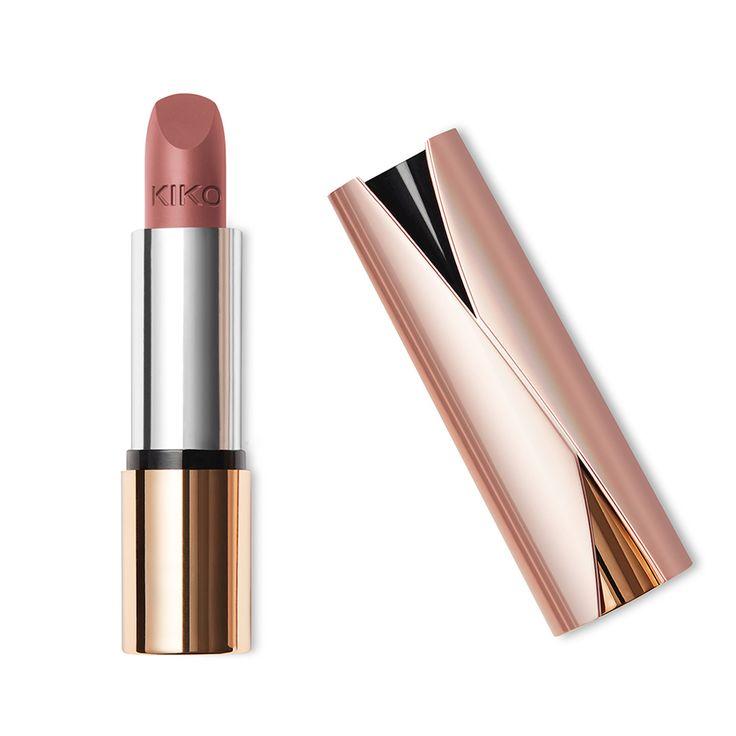 Buy Velvet Mat - Satin Lipstick online,the mat lipstick by KIKO for a velvety mat finish and a silky, gliding texture.