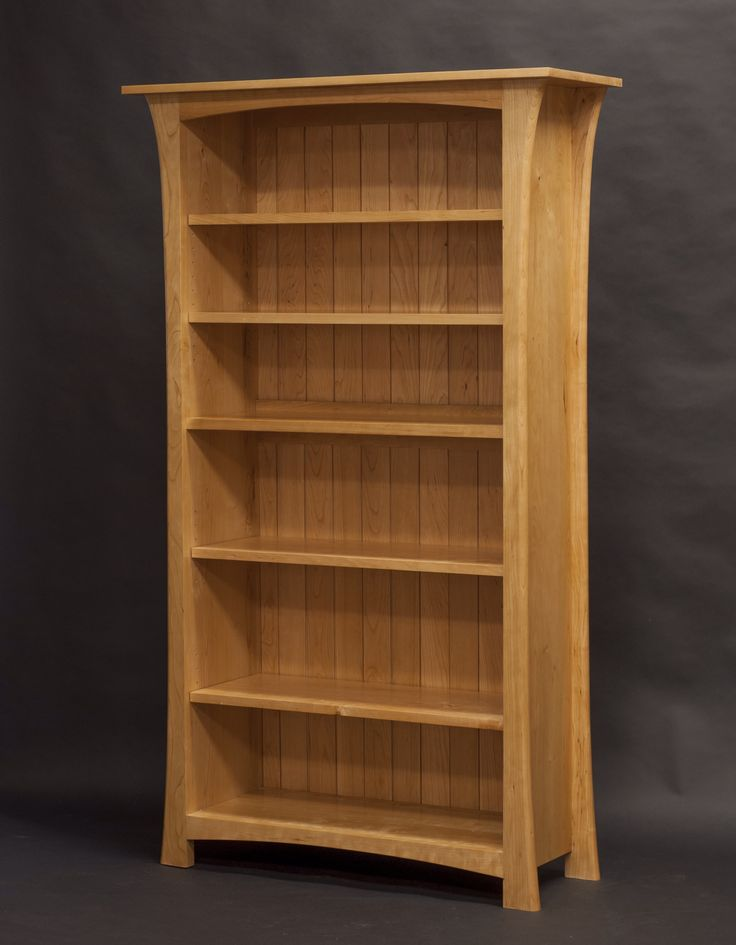 Solid Cherry Bookcase - Best Home Furniture Check more at http://fiveinchfloppy.com/solid-cherry-bookcase/