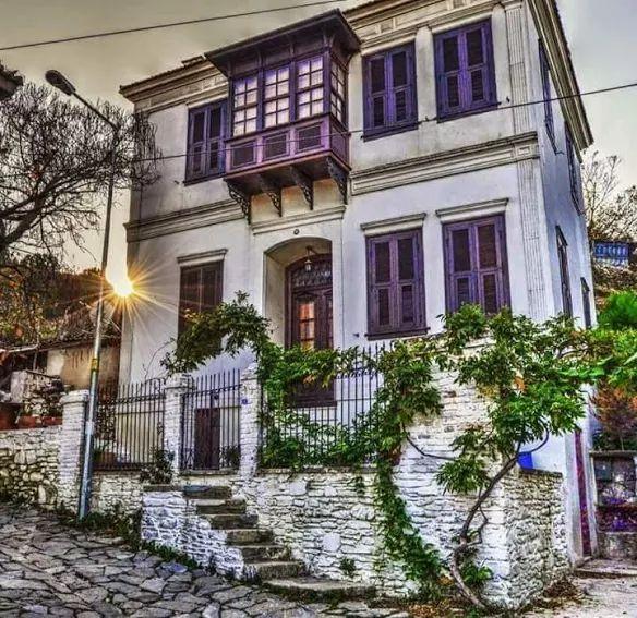 Fotoğra  Selçuk Şirince Köyü