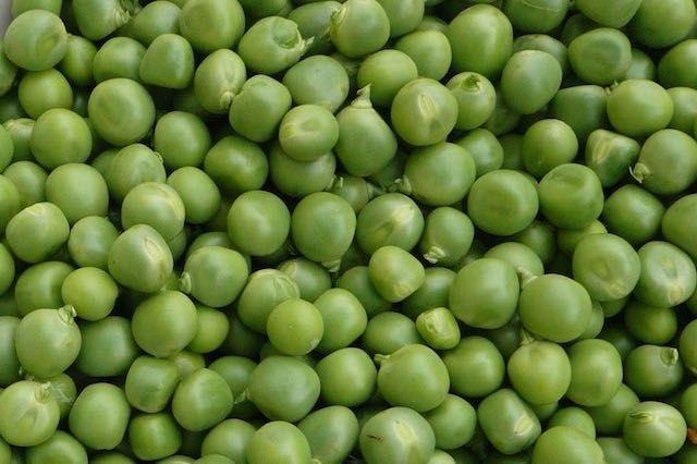 Zielono mi, czyli jedzcie groszek / Just Eat Peas !