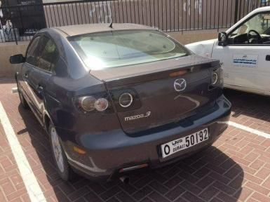 Mazda 3 - 2007 | Car Ads - AutoDeal.ae