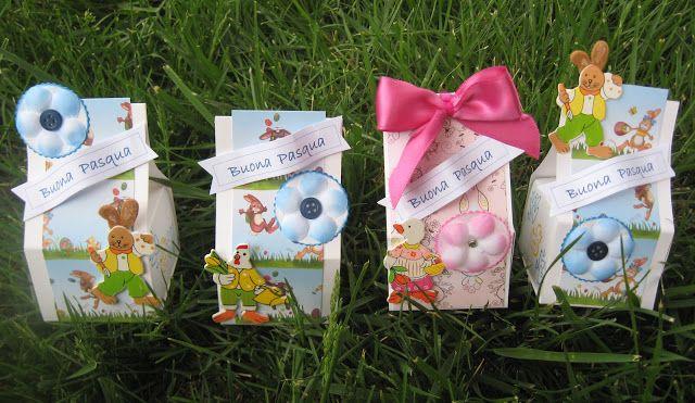 Betta Scrap: Buona Pasqua!!!