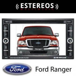 Estereo Multimedia Con Navegador Satelital Ford Ranger