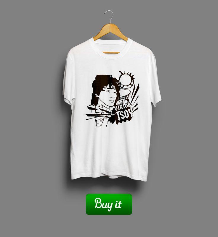 Viktor Tsoy | #Виктор #Цой #Жив #Кино #Рок #Группа #футболка #tshirt #tsoy