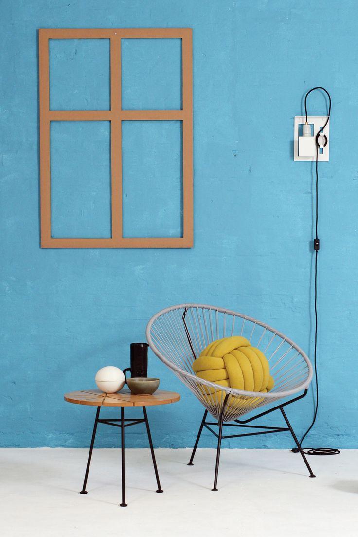 Condesa-tuoli OK Designilta on saanut nimensä Mexico Cityssä sijaitsevan La Condesa -naapuruston mukaan. Tuolissa on musta runko ja se on saatavilla viidellä eri punosvärivaihtoehdolla: mustana, vaaleanharmaana, vaaleanpunaisena, siniharmaana sekä merenvihreänä.