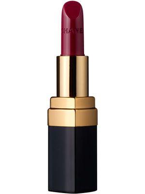 Chanel Rouge Coco Hydrating Cr�me Lip Colour in Destin�e: Makeup: allure.com