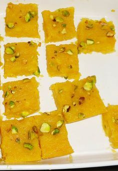 pumpkin halwa with moong dal recipe