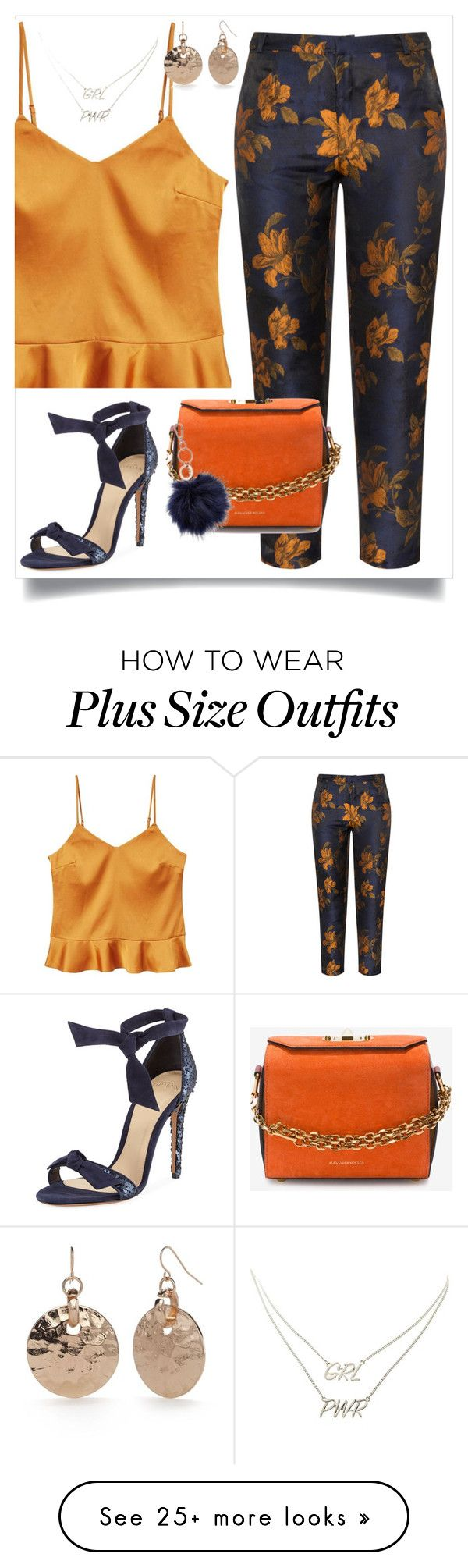 """Simple dark florals"" by stylewithasideof on Polyvore featuring MANGO, Manon Baptiste, Charlotte Russe, Alexander McQueen, Witchery, Alexandre Birman and New Directions"