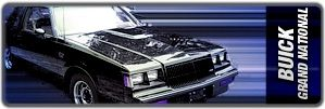 Kirban Performance - Buick Grand National Parts, T-Type, Turbo T, GNX Parts, Chevrolet Chevy Corvette Parts, Ford Mustang Parts, Pontiac GTO Parts www.kirbanperformance.com