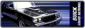 Kirban Performance - Buick Grand National Parts, T-Type, Turbo T, GNX Parts, Chevrolet Chevy Corvette Parts, Ford Mustang Parts, Pontiac GTO Parts www.kirbanperformance.com