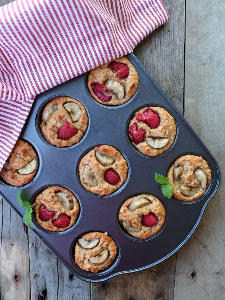 Hei godtfolk! Åh, idag har eg en oppskrift som eg virkelig trur dere vil like. Naturlig søte, proteinrike og grove havremuffins som eg har valgt å kalle frukostmuffins, men dei passer like godt i matpakken, som turmat eller til kveldsmat 🙂 Dette er nesten havregrøt i muffinsformer, berre tilsatt litt ekstra digg for smak og …