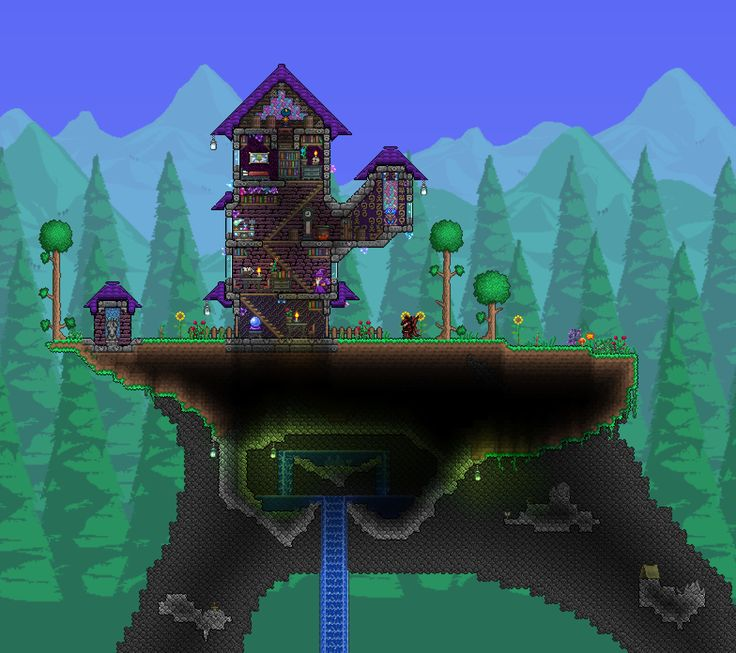 35 best images about terraria house ideas on pinterest