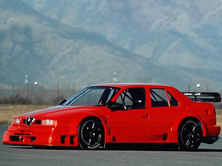 1993 Alfa Romeo 155 2.5 V6 TI DTM