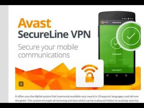 avast secureline vpn تفعيل 2017