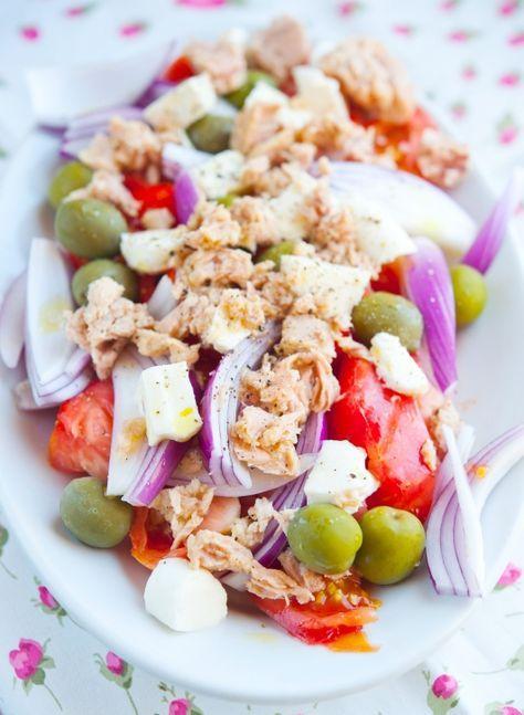 Салат с красным луком / Insalata di cipolle rosse   Элла Мартино • Рецепты • Кулинарные туры • Итальянская кухня