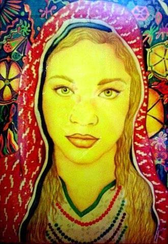 Mujer indígena, México