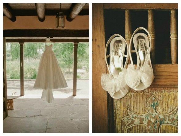 Rustic Country Wedding Gown From rusticweddingchic.com - J