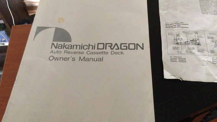Owners' Manual